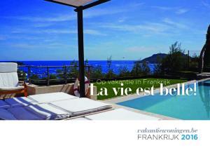 Op vakantie in Frankrijk. La vie est belle! vakantiewoningen.be FRANKRIJK 2016