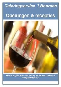 Openingen & recepties