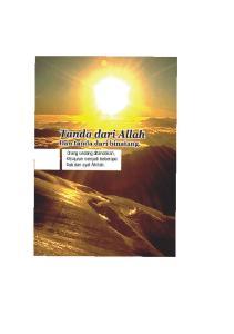 Orang sedang ditandakan, kejujuran menjadi beberapa bab dan ayat Alkitab