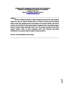 Page1. Kata kunci: Hak Paten, Smartphone, Apple, Samsung