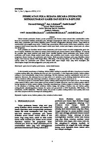 PEMBUATAN POLA BUSANA SECARA OTOMATIS MENGGUNAKAN GARIS DAN KURVA B-SPLINE  - PDF Free Download 155a25b96d