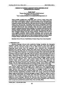 PEMBUATAN SISTEM E-GROCERY UNTUK MEMPERLANCAR PENDISTRIBUSIAN PRODUK. Sandy Kosasi 1. Jl. Merdeka No. 372 Pontianak