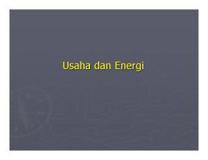 Pendahuluan. dari energi: Bentuk. Energi satu ke bentuk yang lain. mekanik. kimia elektromagnet Inti. saat ini. Fokus