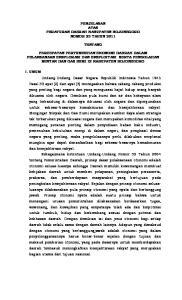 PENJELASAN ATAS PERATURAN DAERAH KABUPATEN BOJONEGORO NOMOR 23 TAHUN 2011 TENTANG