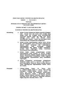 PERATURAN DAERAH PROVINSI KALIMANTAN SELATAN NOMOR 11 TAHUN 2013 TENTANG RENCANA INDUK PEMBANGUNAN KEPARIWISATAAN DAERAH TAHUN