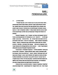 Perencanaan Pembangunan Kelembagaan Riset Kelautan dan Perikanan di Pangandaran Provinsi Jawa Barat