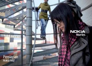 Persiapan Nokia N82 Hak cipta 2007 Nokia. Semua hak dilindungi undang-undang
