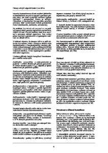 Pohlaví. Hmotnost a tûlesná konstituce. Faktory urãující odpovûì (reakci) na léãivo