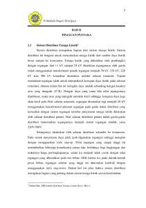 Politeknik Negeri Sriwijaya BAB II TINJAUAN PUSTAKA