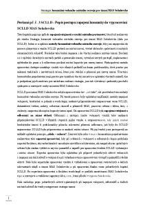 Povinná př. č. 3 SCLLD - Popis postupu zapojení komunity do vypracování SCLLD MAS Sokolovsko