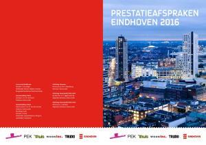 Prestatieafspraken Eindhoven 2016