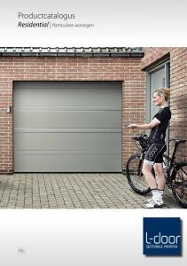 Productcatalogus Residential Particuliere woningen