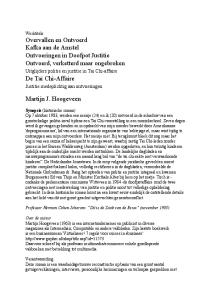 Professor Herman Cohen Jehoram: Dit is de Zaak van de Eeuw (november 1983)