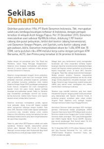 Profil Perusahaan. Analisa & Pembahasan Manajemen. Manajemen. Sekilas Danamon