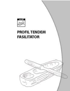 PROFIL TENDEM FASILITATOR