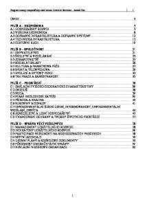 Program rozvoje hospodářsky slabé oblasti Centrální Semilsko datová část 1 ÚVOD...2