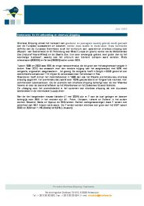 Promotie Shortsea Shipping Vlaanderen
