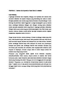 PROPOSAL : Seminar dan Sayembara Poster Seks & Arsitektur