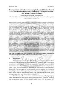 Prosiding Ilmu Hukum ISSN: X