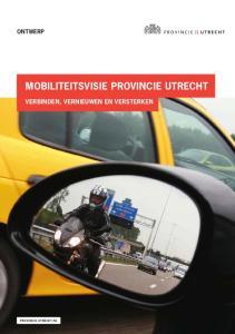 PROVINCIE-UTRECHT.NL mobiliteitsvisie provincie utrecht 1