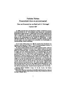 Publieke Werken Freudenthal s Som-en-productraadsel