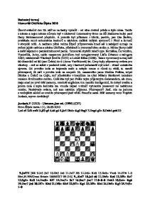 Q Radostný turnaj Memoriál Oldřicha Šípka 2010