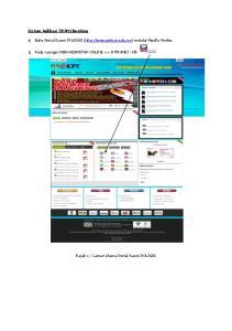 Rajah 1 : Laman Utama Portal Rasmi POLISAS