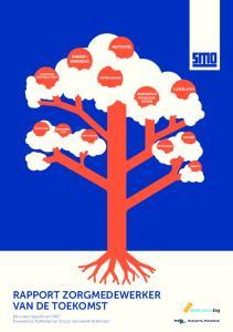 RAPPORT ZORGMEDEWERKER VAN DE TOEKOMST SAMEN- WERKING. Dit is een rapport van SMO Powered by Rotterdamse Zorg & Gemeente Rotterdam MOTIVATIE