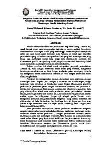 Ratna Widiastuti, Johanes Hutabarat, Vivi Endar Herawati *)