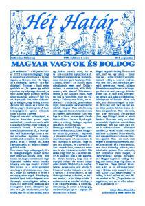 Református hitéleti lap XVII. évfolyam 9. szám szeptember