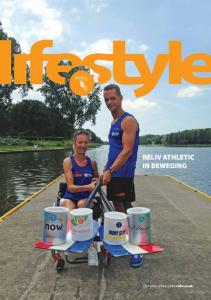 RELIV ATHLETIC IN BEWEGING