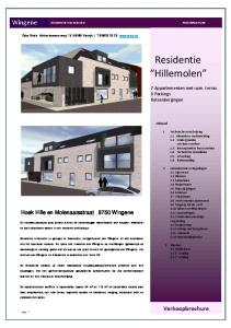 Residentie Hillemolen