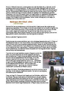 Rijsbergen 2015 kind- editie