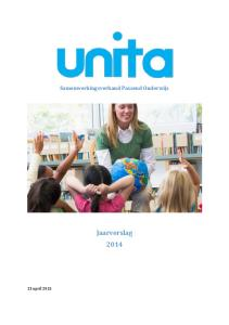 Samenwerkingsverband Passend Onderwijs Jaarverslag 2014