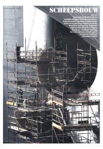 scheepsbouw Weekblad Schuttevaer juli 2008