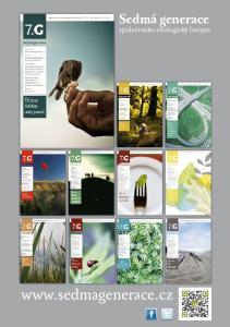 Sedmá generace. společensko-ekologický časopis