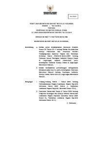 SEKRETARIS KABINET REPUBLIK INDONESIA