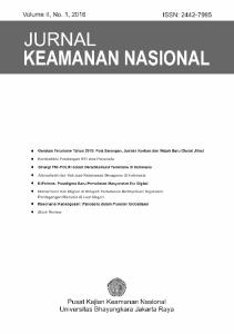 Sinergi TNI-Polri dalam Deradikalisasi Terorisme di Indonesia 1