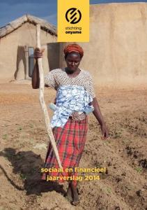 sociaal en financieel jaarverslag 2014 stichting onyame