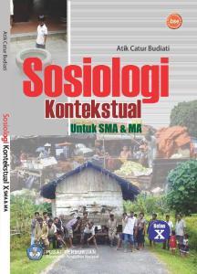 Sosiologi Kontekstual X SMA & MA