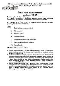 Střední zdravotnická škola a Vyšší odborná škola zdravotnická, Mladá Boleslav, B. Němcové 482