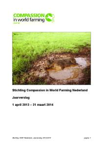 Stichting Compassion in World Farming Nederland