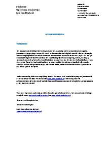Stichting Openbaar Onderwijs Jan van Brabant