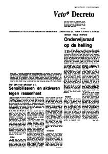 STUDENTENWEEKBLAD VAN DE LEUVENSE OVERKOEPELENDE KRINGORGANISATIE - JAARGANG 17, , NUMMER 15, MAANDAG 14 JANUARI 1991
