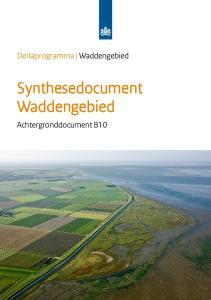Synthesedocument Waddengebied