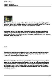 Tak Cuma Spiker. Written by Administrator Friday, 10 December :43