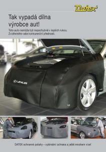 Tak vypadá dílna výrobce aut! Toto auto nemůže být nepochybně v lepších rukou. Zviditelněte vaše konkurenční přednosti