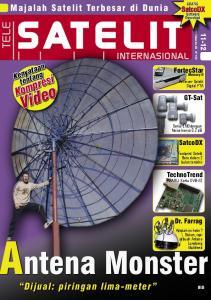 TELE INTERNASIONAL. Receiver Satelit Digital FTA. Serial LNB dengan Noise hanya 0.2 db. Footprint Satelit Baru dalam 2 bulan terakhir