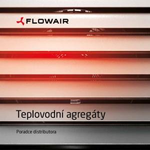 Teplovodní agregáty. Poradce distributora