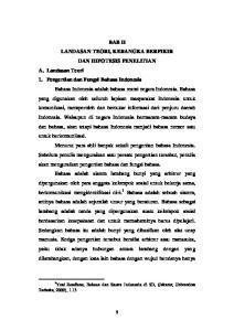 Terbuka, 2009), Yusi Rosdiana, Bahasa dan Sastra Indonesia di SD, (Jakarta; Universitas